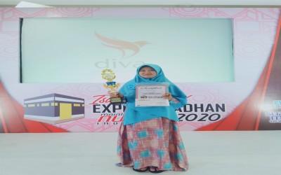 Siti Nur Afiyah Sabet Juara 2 Tahfidz Versi Majalah NURANI